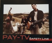 CD-Maxi - Pay-TV - Safety Line