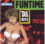 CD - Tall Boys - Funtime