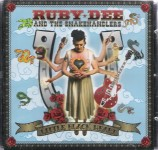 CD - Ruby Dee and The Snakehandlers - Little Black Heart