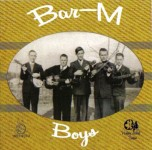 CD - Bar M Boys - Bar M Boys