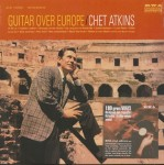 LP - Chet Atkins - Guitar Over Europe