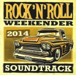 CD - VA - Walldorf Rock'n'Roll Weekender 2014