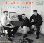 CD - White Lines - Ready To Rock