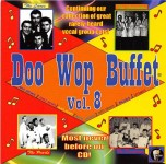CD - VA - Doo Wop Buffet Vol. 8