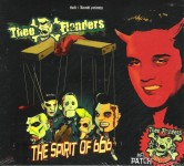 CD - Thee Flanders - The Spirit Of 666