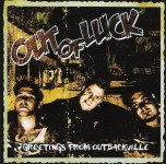 CD - Out Of Luck - Greetings From Outbackville