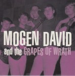 Single - Mogen David and the Grapes Of Wrath - Little Girl Gone , Don't Need Ya No More