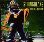 CD - Stringbeans - Robots & Motions