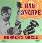 10inch - Ray Sharpe - Monkey's Uncle