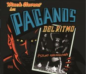 CD - Mack Stevens & Los Paganos Del Rhythm - Psycho Breakdown