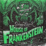 Single - Johnny Legend - House Of Frankenstein - 2000 Maniacs - signiert