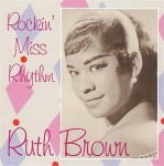 CD - Ruth Brown - Rockin Miss Rhythm