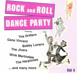 CD - VA - Rock and Roll Dance Party Vol. 4