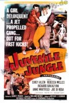 Poster DIN A3 - Juvenile Jungle