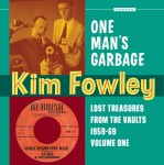 LP - Kim Fowley - One Man's Garbage