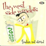 CD - West Side Winders - Shaken Not Stirred