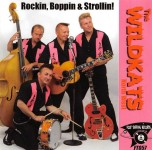 CD - Wildkats North West - Rockin Boppin & Strollin