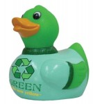 Duckie - Mr. Green - Recycled