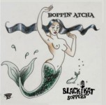 CD - Black Kat Boppers - Boppin' Atcha