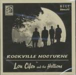 CD - Lou Cifer & The Hellions - Rockville Nocturne