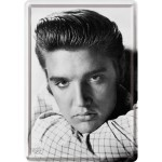 Metal Postcard - Elvis - Portrait