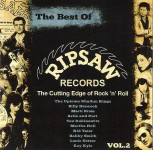 CD - VA - Best Of Ripsaw Records Vol. 2