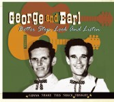 CD - George And Earl - Better Stop, Look And Listen