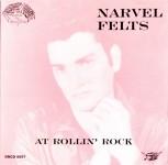 CD - Narvel Felts - At Rolling Rock - Those Pink And Black Days