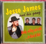 CD - Jesse James & His Gang - Ready, Willin And Able ... To Rock