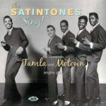 CD - Satintones - Sing! The Complete Tamla And Motown SinglesPlus