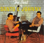 CD - Santo And Johnny - The Greatest Hits Of