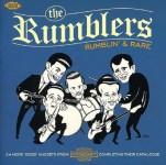 CD - Rumblers - Rumblin' & Rare - 24 More 'Boss' Nuggets