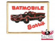 George Barris Aufnäher - Batmobile