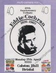 DVD - Eddie Cochran 40th Anniversary Tribute
