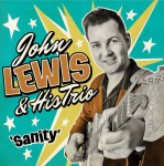 LP - John Lewis & His Rock'n'Roll Trio - Sanity