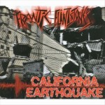 CD - Frantic Flintstons - California Earthquake