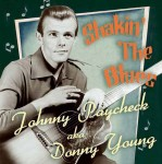 CD - Johnny Paycheck - Shakin' The Blues