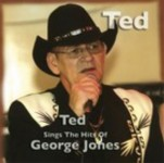 CD - Ted - Ted Sings The Hits Of George Jones
