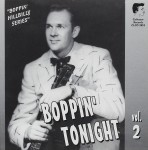 CD - VA - Boppin Tonight Vol. 2 - Boppin Hillbilly Series