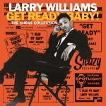 10inch - Larry Williams - Get Ready Baby!