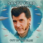 CD - Flying Saucers - Out Of The Blue