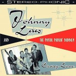 CD - Johnny Law & the Pistol Packin Daddies - Crazy Love