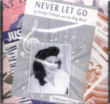 CD-Maxi - Vicky Tafoya And The Big Beat - Never Let Go