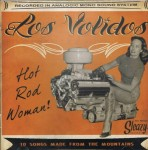 CD - Los Volidos - Hot Rod Woman