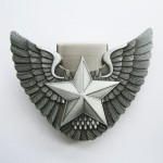 Gürtelschnalle - Angel Wings Star Lighter