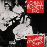 CD - Johnny Burnette - Rockabilly Boogie