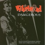 CD - Whirlwind - Dangerous