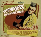 CD - VA - Teenagers From Outer Space