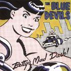 10inch - Blue Devils - In Bed With Betty