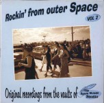 10inch - VA - Rockin' From outer Space Vol. 2